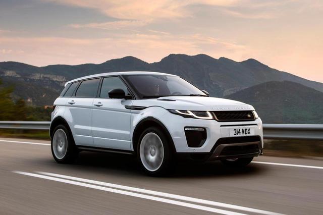 Range Rover Evoque và Land Rover Discovery Sport 2018 trình làng - Ảnh 1.