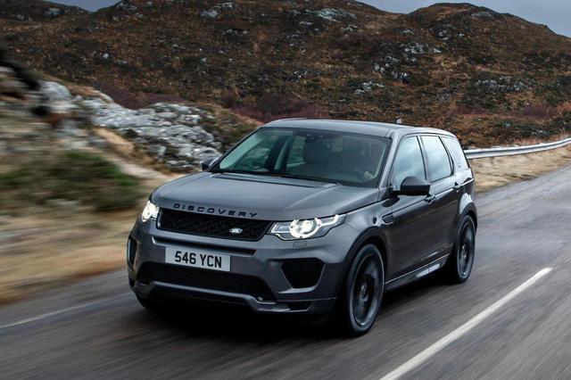 Range Rover Evoque và Land Rover Discovery Sport 2018 trình làng - Ảnh 2.