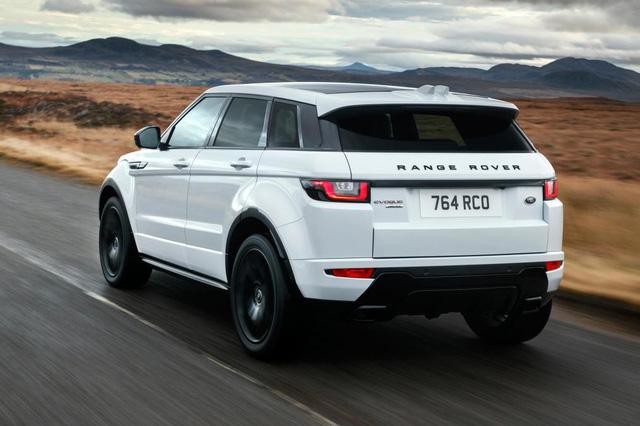Range Rover Evoque và Land Rover Discovery Sport 2018 trình làng - Ảnh 3.