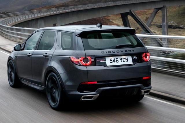 Range Rover Evoque và Land Rover Discovery Sport 2018 trình làng - Ảnh 4.
