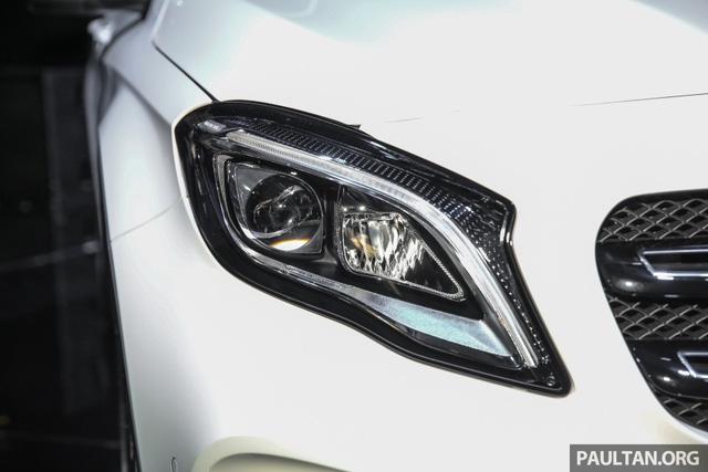 Crossover hạng sang Mercedes-Benz GLA 2018 cập bến Đông Nam Á, giá từ 1,26 tỷ Đồng - Ảnh 2.