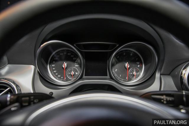 Crossover hạng sang Mercedes-Benz GLA 2018 cập bến Đông Nam Á, giá từ 1,26 tỷ Đồng - Ảnh 4.