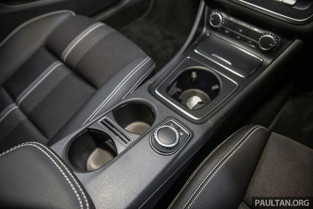Crossover hạng sang Mercedes-Benz GLA 2018 cập bến Đông Nam Á, giá từ 1,26 tỷ Đồng - Ảnh 5.