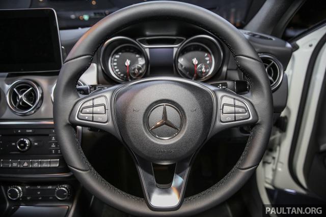 Crossover hạng sang Mercedes-Benz GLA 2018 cập bến Đông Nam Á, giá từ 1,26 tỷ Đồng - Ảnh 6.