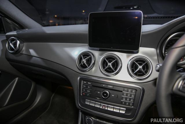 Crossover hạng sang Mercedes-Benz GLA 2018 cập bến Đông Nam Á, giá từ 1,26 tỷ Đồng - Ảnh 7.