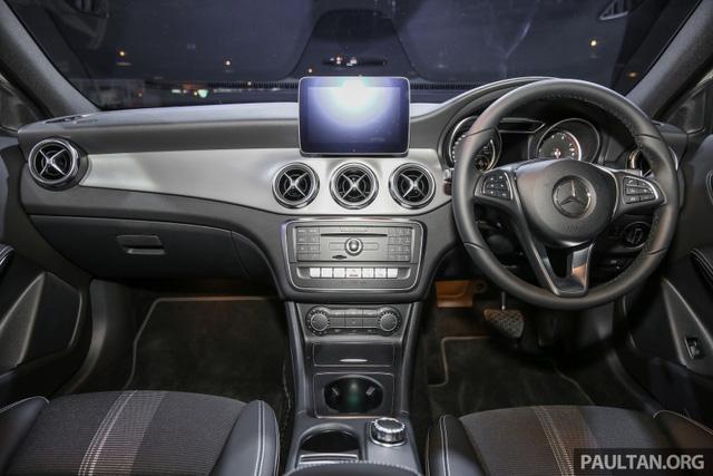 Crossover hạng sang Mercedes-Benz GLA 2018 cập bến Đông Nam Á, giá từ 1,26 tỷ Đồng - Ảnh 8.