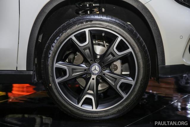 Crossover hạng sang Mercedes-Benz GLA 2018 cập bến Đông Nam Á, giá từ 1,26 tỷ Đồng - Ảnh 9.