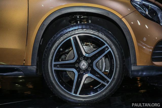 Crossover hạng sang Mercedes-Benz GLA 2018 cập bến Đông Nam Á, giá từ 1,26 tỷ Đồng - Ảnh 10.