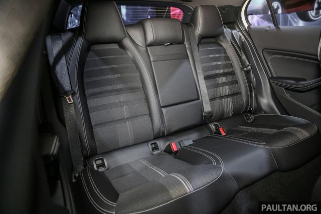 Crossover hạng sang Mercedes-Benz GLA 2018 cập bến Đông Nam Á, giá từ 1,26 tỷ Đồng - Ảnh 11.