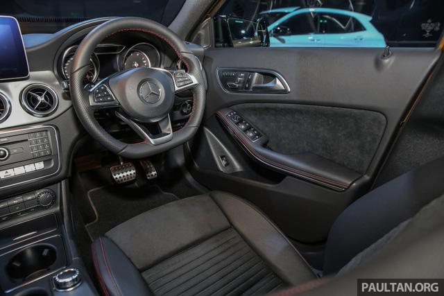Crossover hạng sang Mercedes-Benz GLA 2018 cập bến Đông Nam Á, giá từ 1,26 tỷ Đồng - Ảnh 12.