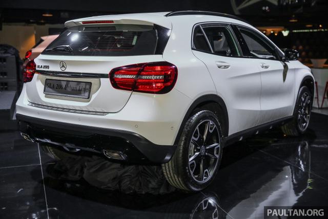 Crossover hạng sang Mercedes-Benz GLA 2018 cập bến Đông Nam Á, giá từ 1,26 tỷ Đồng - Ảnh 17.