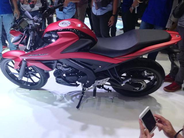 Xe côn tay Yamaha V-Ixion R 2017 được báo giá, từ 50,3 triệu Đồng - Ảnh 9.