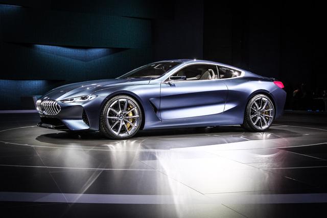 Chiêm ngưỡng vẻ đẹp của xe trong mơ BMW 8-Series ngoài đời thực - Ảnh 2.