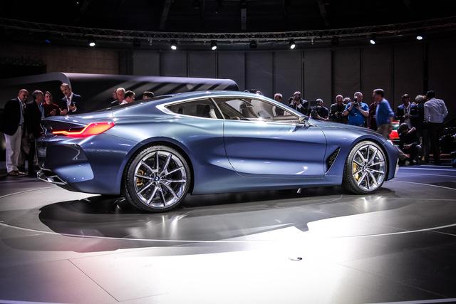 Chiêm ngưỡng vẻ đẹp của xe trong mơ BMW 8-Series ngoài đời thực - Ảnh 3.