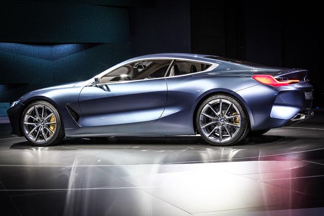 Chiêm ngưỡng vẻ đẹp của xe trong mơ BMW 8-Series ngoài đời thực - Ảnh 8.