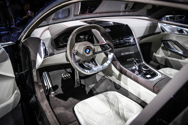 Chiêm ngưỡng vẻ đẹp của xe trong mơ BMW 8-Series ngoài đời thực - Ảnh 14.