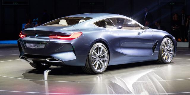 Chiêm ngưỡng vẻ đẹp của xe trong mơ BMW 8-Series ngoài đời thực - Ảnh 17.