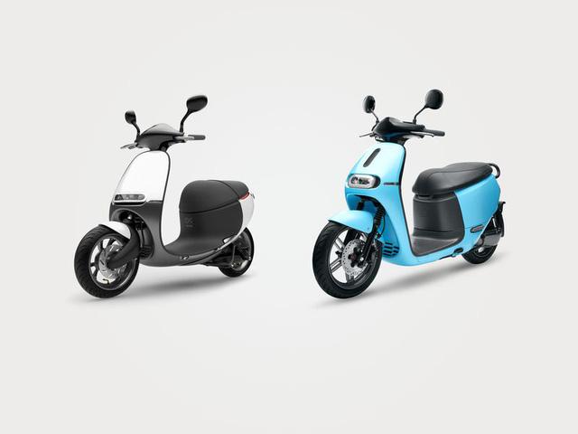 Gogoro 2 - Xe máy điện không thể bị ăn trộm, giá mềm - Ảnh 1.