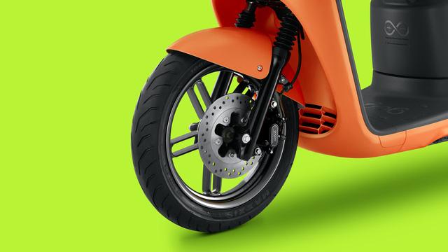 Gogoro 2 - Xe máy điện không thể bị ăn trộm, giá mềm - Ảnh 3.