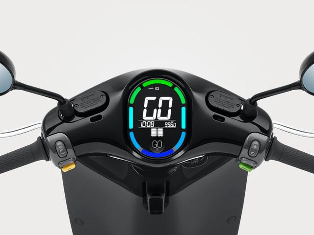 Gogoro 2 - Xe máy điện không thể bị ăn trộm, giá mềm - Ảnh 6.