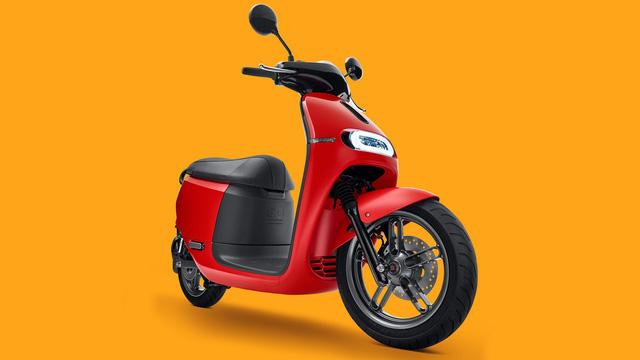 Gogoro 2 - Xe máy điện không thể bị ăn trộm, giá mềm - Ảnh 9.