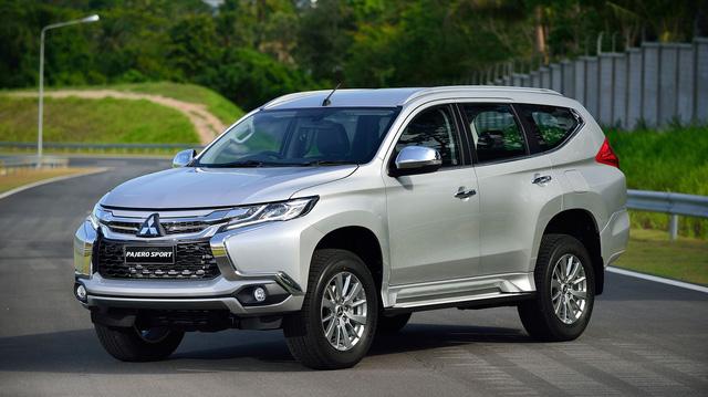 Bố mẹ phát cuồng với xe Mitsubishi, đặt tên con là Pajero Sport - Ảnh 2.