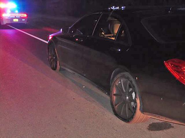 Tay golf Tiger Woods phá hỏng xe sang Mercedes-Benz S65 AMG - Ảnh 2.