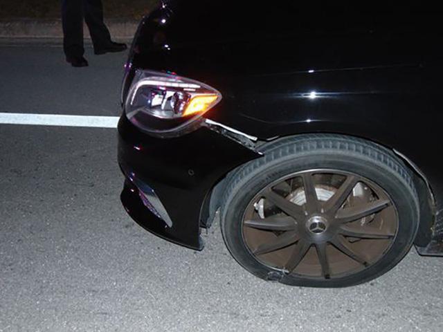 Tay golf Tiger Woods phá hỏng xe sang Mercedes-Benz S65 AMG - Ảnh 4.