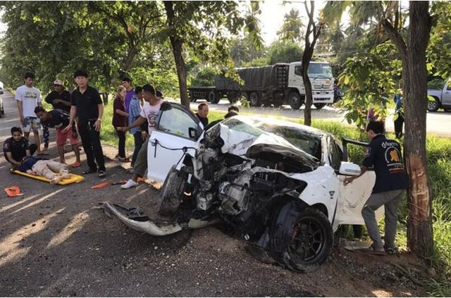 Hoa hậu Thái Lan tử vong vì tai nạn giao thông sau 4 ngày đăng quang - Ảnh 2.