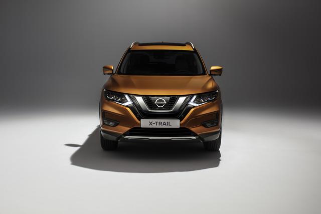 Nissan X-Trail 2018 trình làng với thiết kế sắc sảo hơn - Ảnh 1.