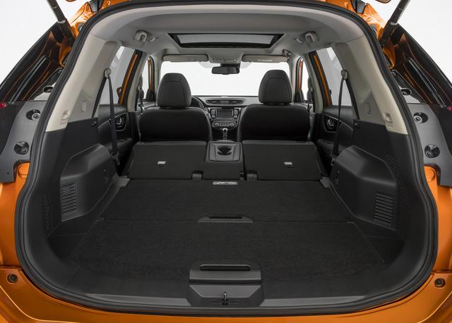 Nissan X-Trail 2018 trình làng với thiết kế sắc sảo hơn - Ảnh 6.