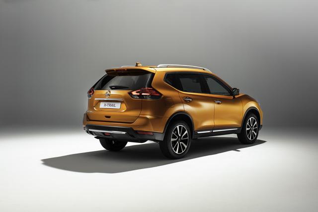 Nissan X-Trail 2018 trình làng với thiết kế sắc sảo hơn - Ảnh 8.