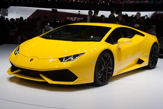 Chiếc siêu xe Lamborghini Huracan thứ 8.000 xuất xưởng - Ảnh 1.