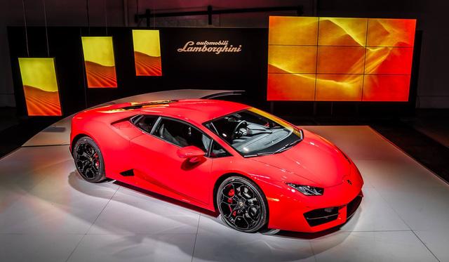 Chiếc siêu xe Lamborghini Huracan thứ 8.000 xuất xưởng - Ảnh 2.