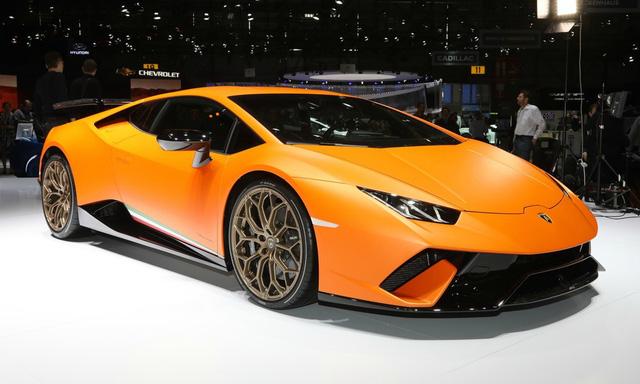 Chiếc siêu xe Lamborghini Huracan thứ 8.000 xuất xưởng - Ảnh 3.