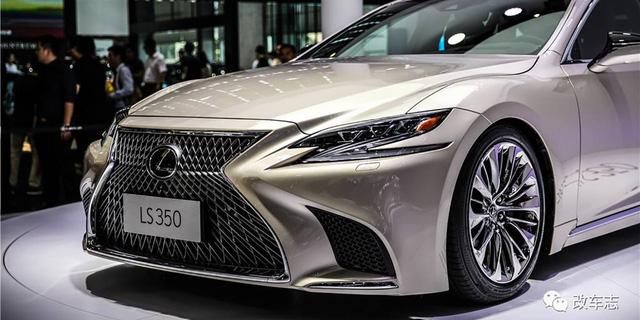 Sedan hạng sang cỡ lớn Lexus LS 2018 có thêm bản tiêu chuẩn mới - Ảnh 6.