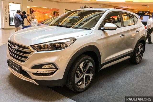 Hyundai Tucson tăng áp mới, khác xe ở Việt Nam, có giá 775 triệu Đồng - Ảnh 1.
