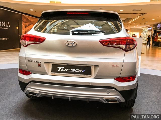 Hyundai Tucson tăng áp mới, khác xe ở Việt Nam, có giá 775 triệu Đồng - Ảnh 2.