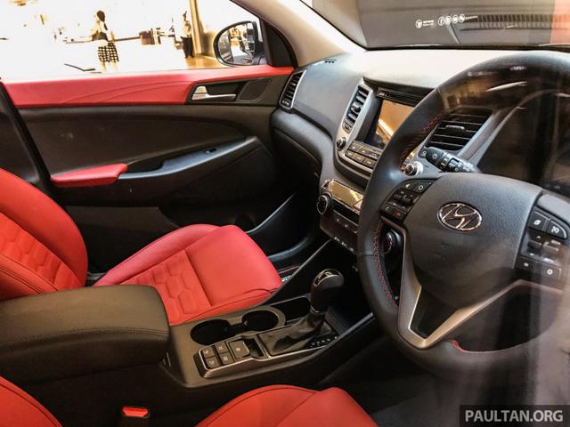 Hyundai Tucson tăng áp mới, khác xe ở Việt Nam, có giá 775 triệu Đồng - Ảnh 6.