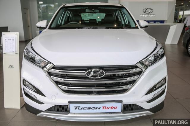 Cận cảnh Hyundai Tucson tăng áp mới ra mắt Đông Nam Á với giá 775 triệu Đồng - Ảnh 5.