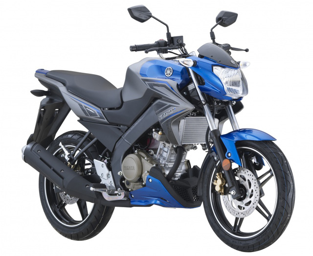 Yamaha FZ150i có thêm màu mới tại Việt Nam, giá không đổi - Ảnh 3.