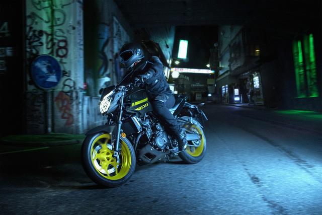 Yamaha nâng cấp cặp đôi mô tô MT-03 và YZF-R3 - Ảnh 3.