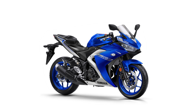 Yamaha nâng cấp cặp đôi mô tô MT-03 và YZF-R3 - Ảnh 4.