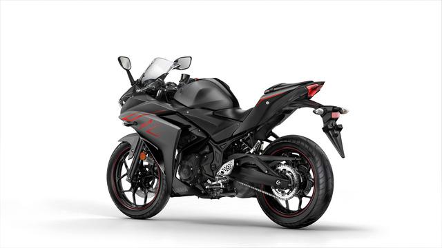 Yamaha nâng cấp cặp đôi mô tô MT-03 và YZF-R3 - Ảnh 5.