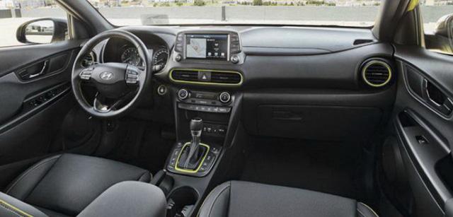SUV đô thị Hyundai Kona 2018 có thể về Việt Nam chính thức trình làng - Ảnh 6.