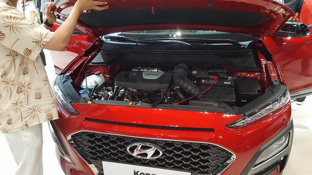 SUV đô thị Hyundai Kona 2018 có thể về Việt Nam chính thức trình làng - Ảnh 8.
