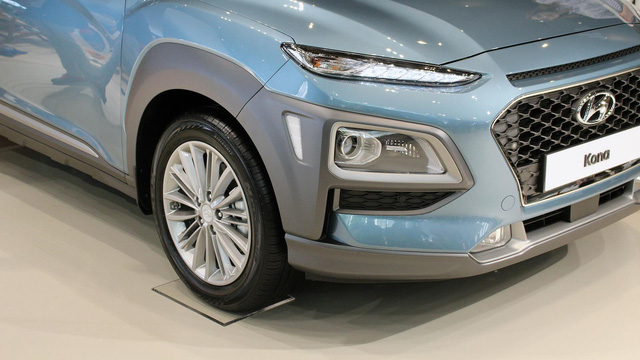 SUV đô thị Hyundai Kona 2018 có thể về Việt Nam chính thức trình làng - Ảnh 5.