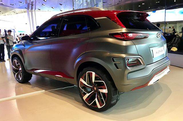 Vừa ra mắt, Hyundai Kona 2018 đã có phiên bản đặc biệt đầu tiên - Ảnh 6.