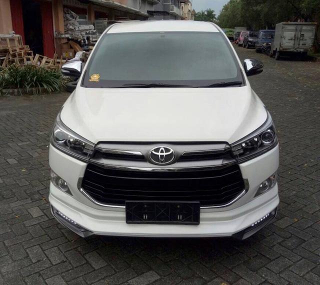 Toyota Innova 2016 hầm hố hơn với bộ body kit của Thái Lan, khách Việt cũng có thể đặt mua - Ảnh 1.