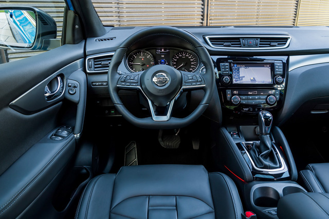 Chi tiết SUV cỡ nhỏ Nissan Qashqai 2018 với hệ thống lái bán tự động mới - Ảnh 6.